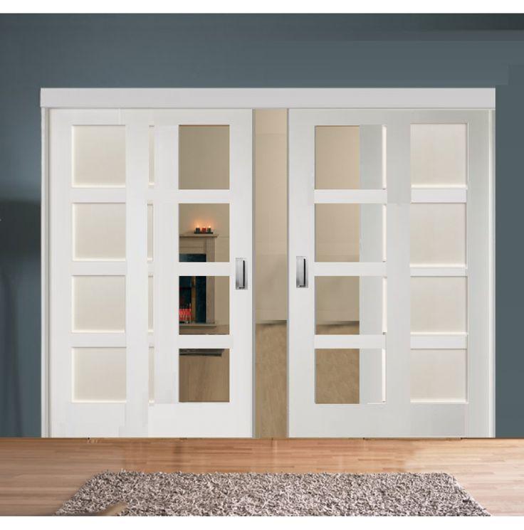 Best 25+ Sliding room dividers ideas on Pinterest | Sliding wall, Sliding door room dividers and ...