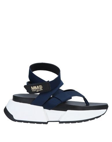 1bc4d411208 MM6 MAISON MARGIELA Flip flops. The best online selection of MM6 MAISON  MARGIELA Toe strap sandals ...