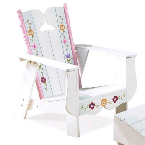 Disney Princess Adirondack Chair And Ottoman Set « ZPatioFurniture.com
