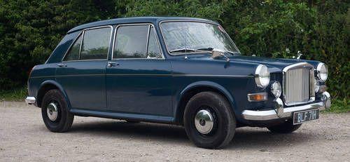 1974 Vanden Plas 1300 Mk III Princess