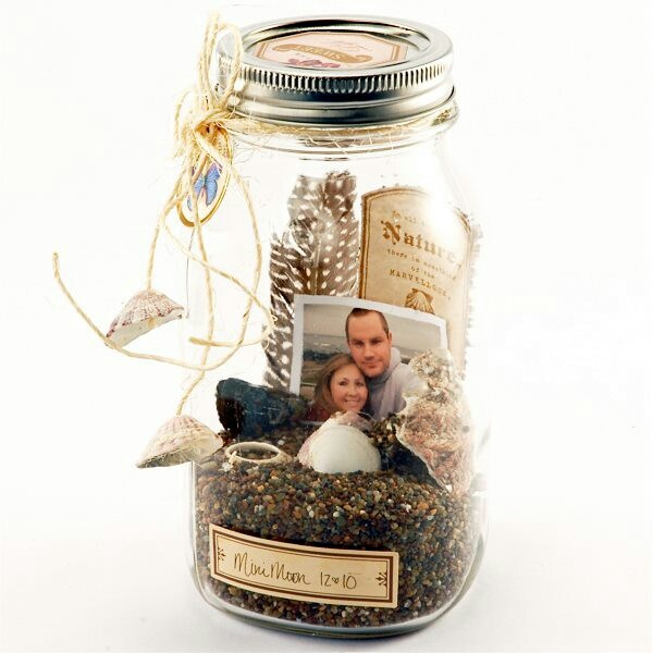 Keepsake jar