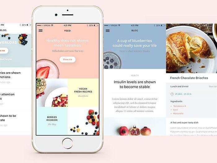 How To Create A User Friendly Mobile App Web Design Webdesign
