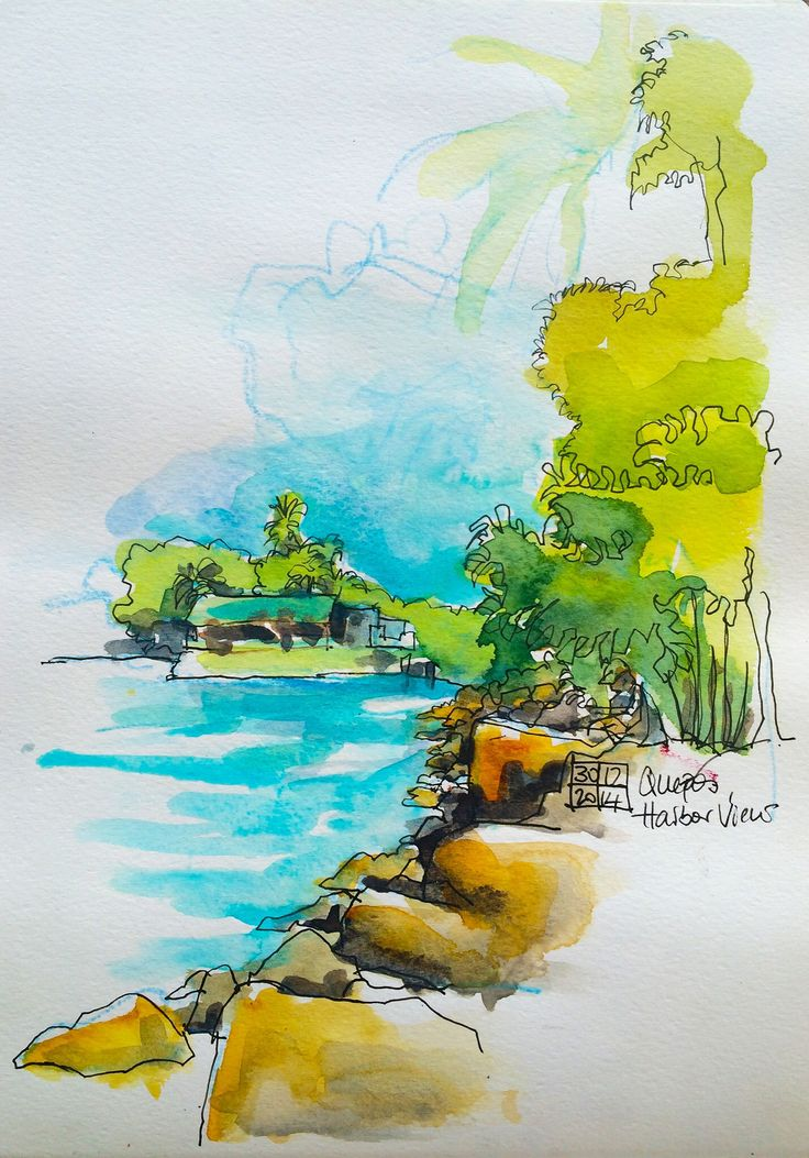25 Best Ideas About Watercolor And Ink On Pinterest Ink