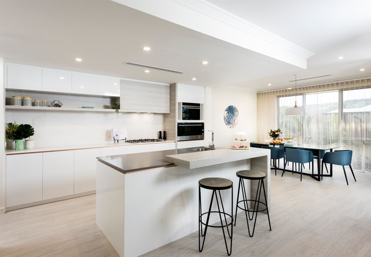 Home Builders Australia | Kitchen | Dining | Display Home | New Homes | Interior Design | New Home Styling | Inspiration | Furniture | Artwork | Colour | Trends