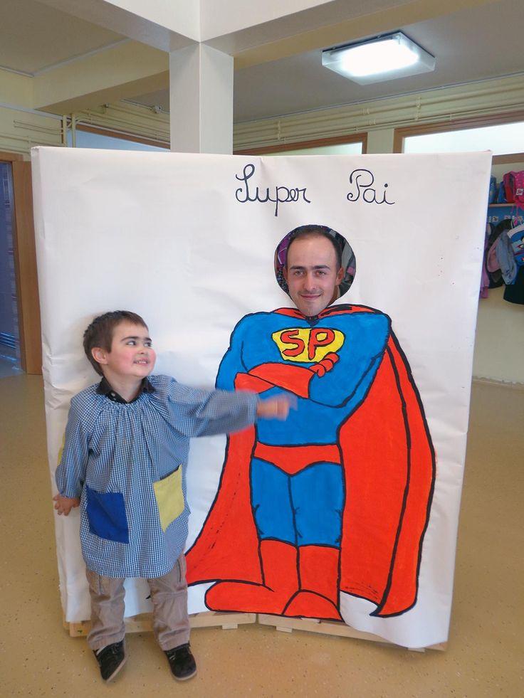 Dia do Pai super herói foto