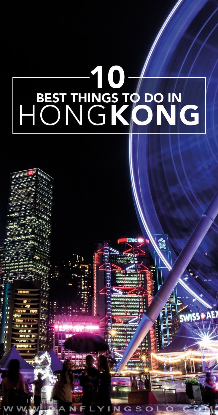 99 Best Travel Plan Images On Pinterest Destinations Asia And Luggage Tag Hk Putih 10 Things To Do In Hong Kong A Budget