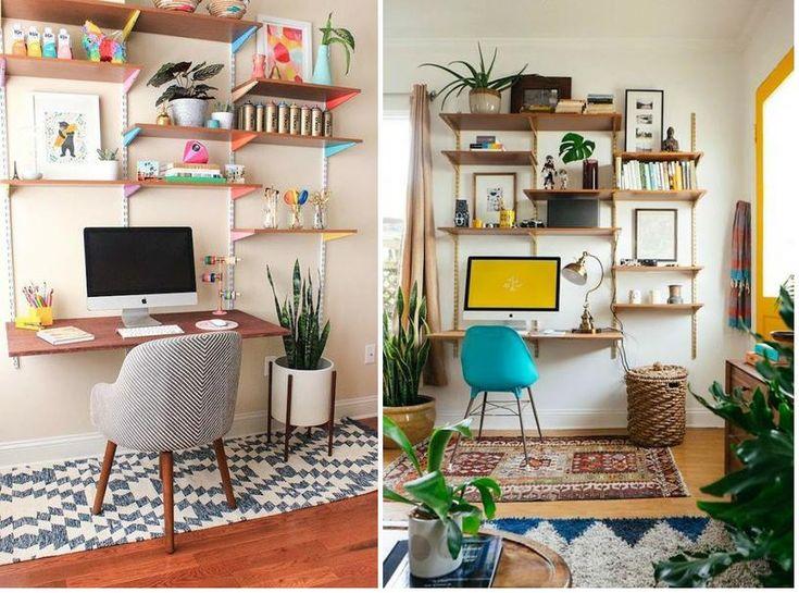 10 ideas para crear una peque a oficina o despacho en casa casa y decoraci n despacho en - Ideas decoracion despacho ...