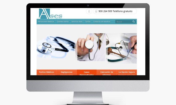 http://www.basicum.es/portfolio-item/diseno-web-empresa-ases-peritaciones-medicas/ Diseño web creado por Basicum.es