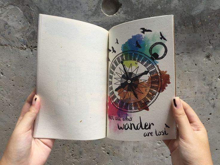 Prememoria // Not all who wander are lost.