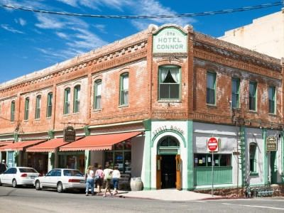 World famous Spirit Room in Jerome, Arizona.Been here many times, love it, miss it!!!!