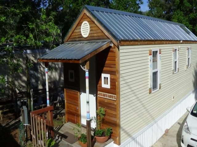 31 best images about Tiny house exteriors on Pinterest