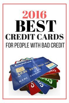 2016 Best Credit Cards for People with Bad Credit - Have a bad credit? Don't worry because you can now get a credit card on your name and start building your credit score. Visit www.newhorizon.org!