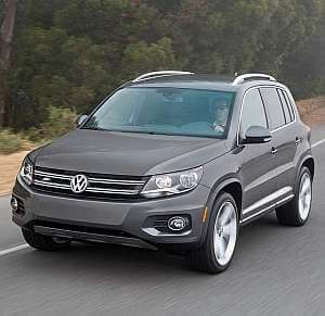 2016 Volkswagen Tiguan MSRP, specs, review