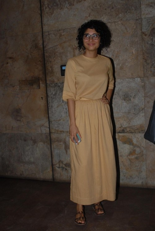 Special Screening of Kiran Rao's film 'The Ship of Theseus'