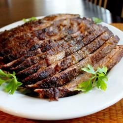 """Best Ever Brisket"" recipe. I added Worcestershire sauce ..."