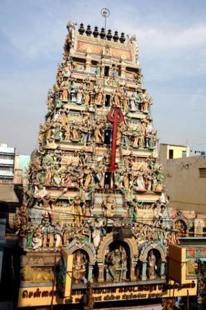 #Kaligambal Temple