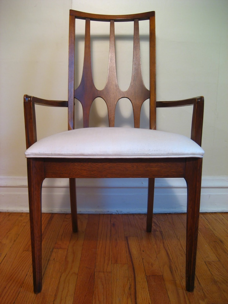 Broyhill Brasilia Dining Chairs, Leaning Toward This Or Paul McCobb