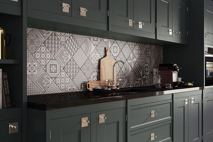 Ted Baker placed his confidence in us to craft alongside him an awe-inspiring range that combines our passion for quality and design with his own unique flair.  #TedBaker #tiles #kitchen #interiors