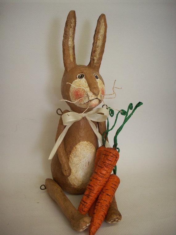 1000 Images About Primitive Rabbits Bunnies On Pinterest