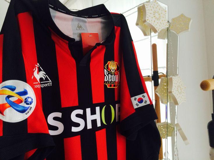 2016 FCSeoul home KLeague jersey.