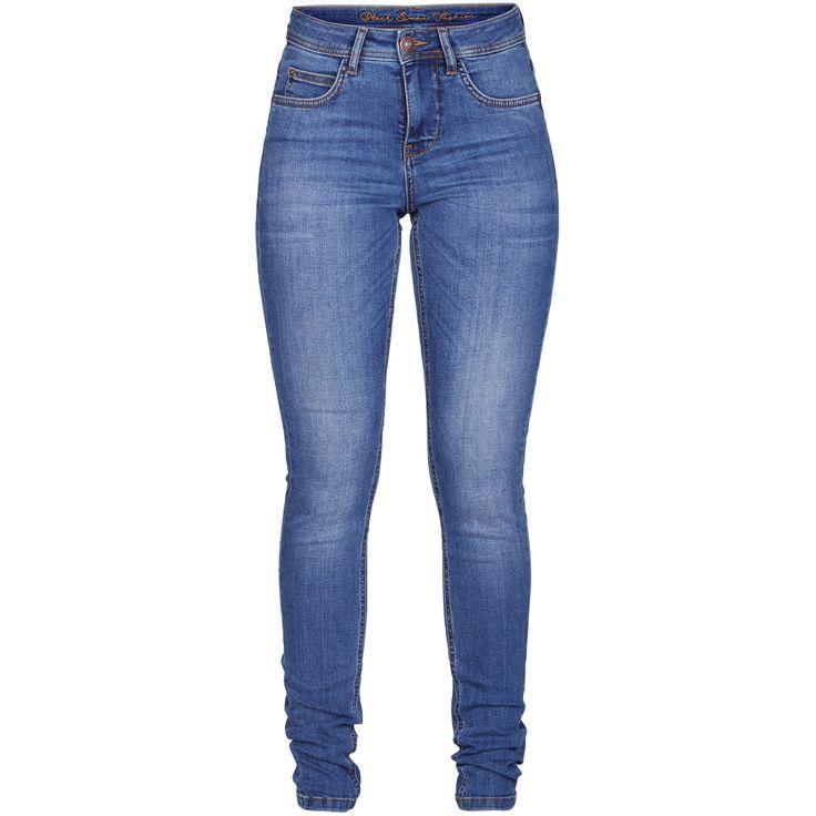 Jade highwaist slim jeans Beautiful basic blue jeans.  Black Swan Fashion SS17