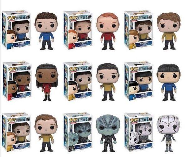The New Star Trek Funko Pops Are Beyond Cute