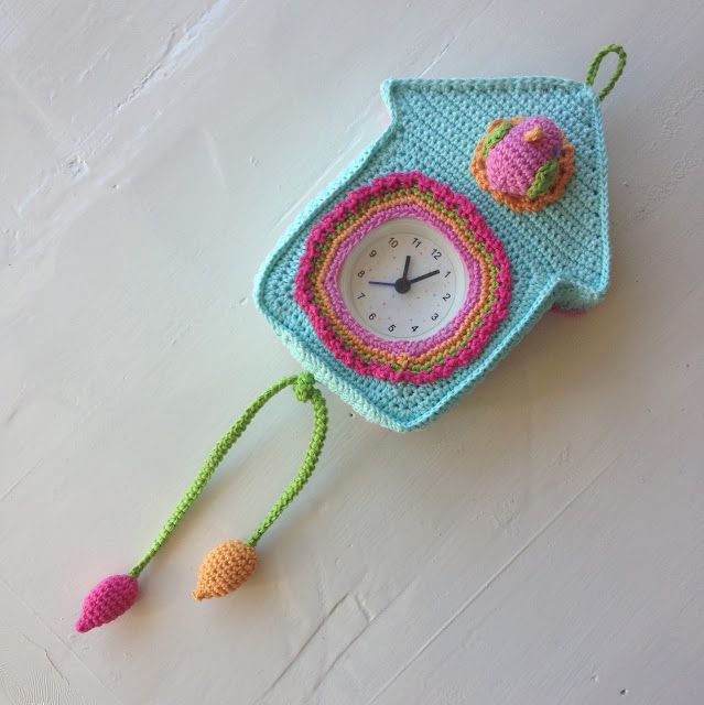 Ak at home : crochet * koekoeksklok