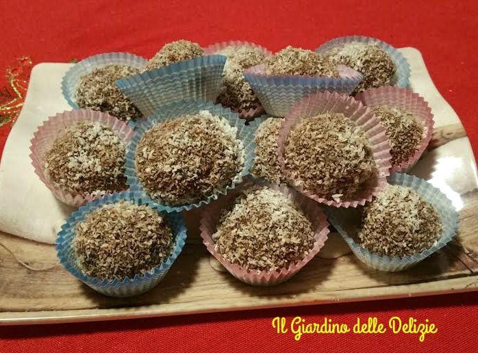 Tartufi+savoiardi+e+cioccolato+al+caffè