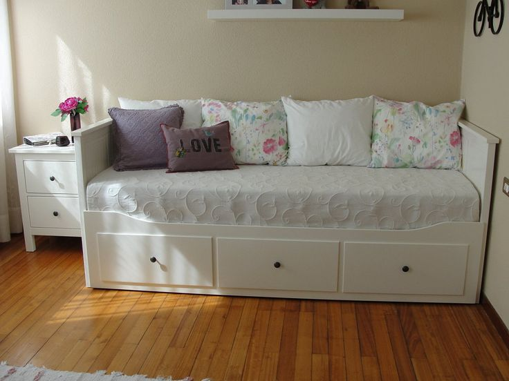Me gustaria comprar el divan de ikea decorar tu casa es - Cama pequena ikea ...