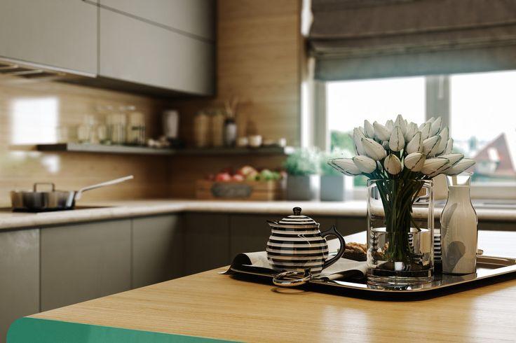 Функциональность и современность. - ALNO. Современные кухни: дизайн и эргономика   PINWIN - конкурсы для архитекторов, дизайнеров, декораторов