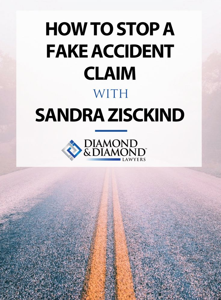 Fake or fraudulent accident claims increase the cost of insurance for everyone. It is estimated that fraudulent auto accident claims cost Canadians billions of dollars each year. Beside the financial impact of insurance fraud, it is also a criminal act. One way to avoid becoming a victim of a fake accident claim is to recognize how they occur. Read more here.