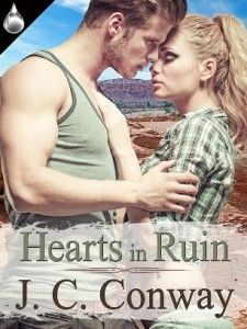 Hearts in Ruin by JC Conway  Liquid Silver Boooks