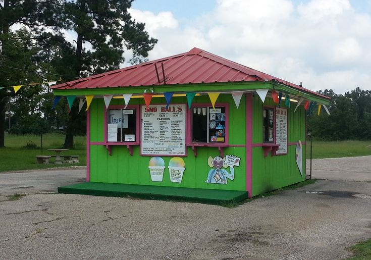 Start your own snow cone stand business - Ideas For Income.com