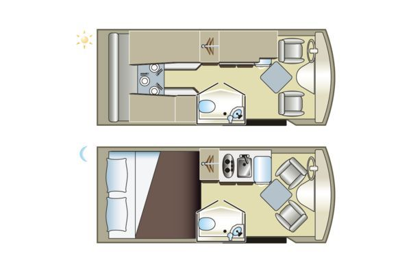 Sprinter RV Floor Plans | Mercedes Sprinter 316 Cdi Lwb High Roof Moto X Motor Sport Camper