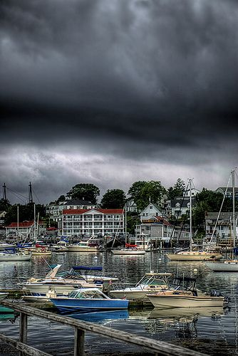 Bar Harbor, Maine - ROADTRIP - TRAVEL - USA - SEE AMERICA - BEAUTIFUL PLACES TO VISIT IN THE US - TOP US CITIES - NATIONAL PARKS