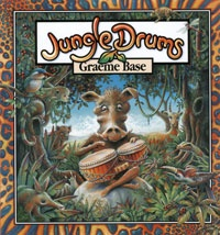 Jungle Drums by Graeme Base