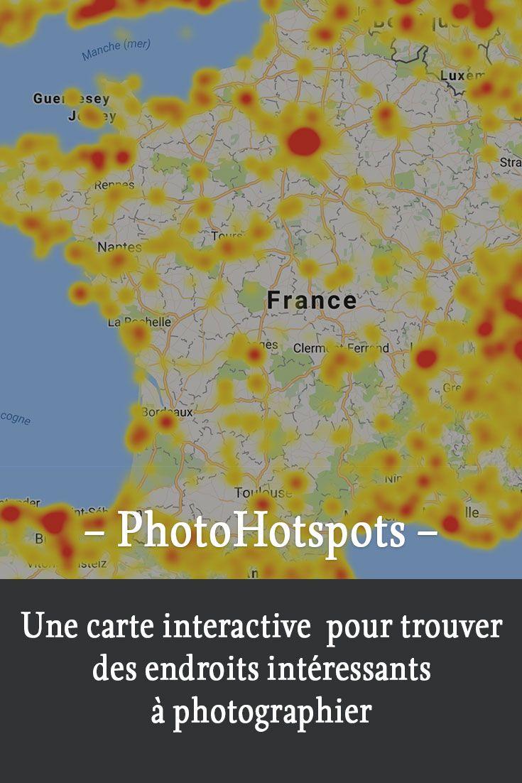 PhotoHotspots est une carte interactive qui vous permet de trouver des endroits intéressants à photographier partout dans le monde. Guide de prise en main. via @nicolascroce