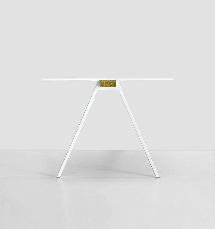 Table Bureau NEAT Kristalia, Design Christophe Pillet
