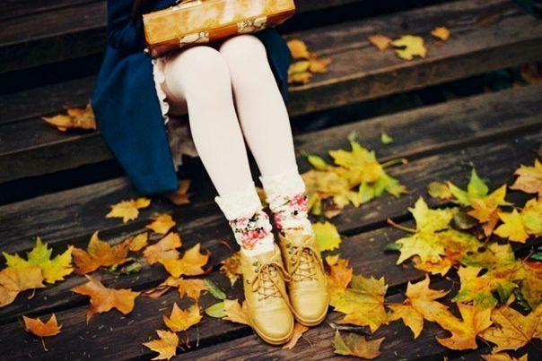 Идеи для фотосессий осенью