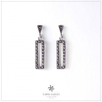 Marcasite Gatsby Earring