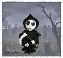 Grim Reaper Dude
