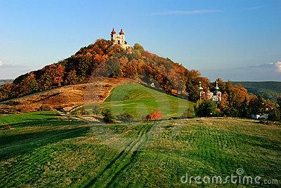 CALVARY IN BANSKA STIAVNICA, SLOVAKIA UNESCO