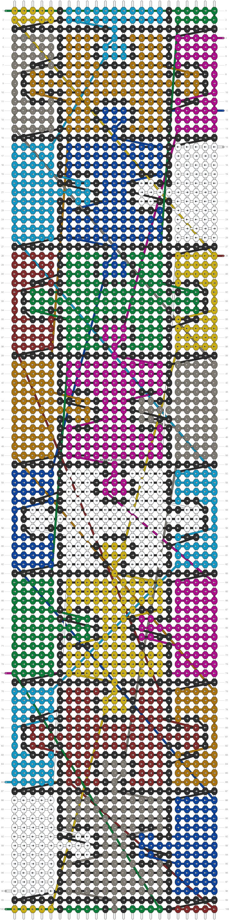 Alpha Pattern #9513 added by Meriska