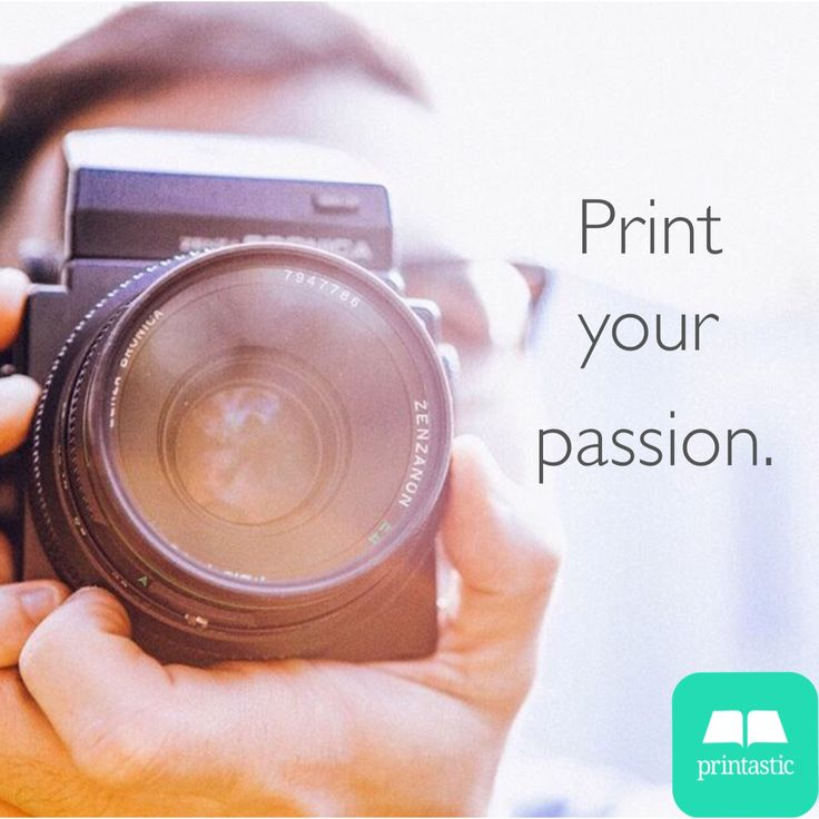 Print your passion with Printastic. #photo #photography #app
