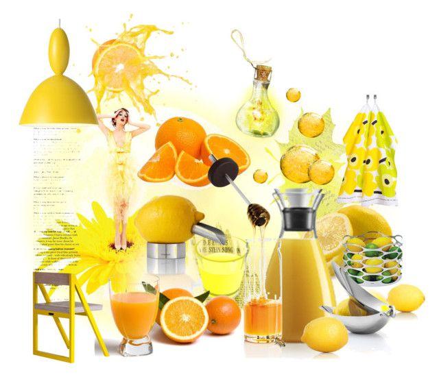 Living Healthy ... by betiboop8 on Polyvore featuring interior, interiors, interior design, home, home decor, interior decorating, Muuto, Eva Solo, blomus and Marimekko