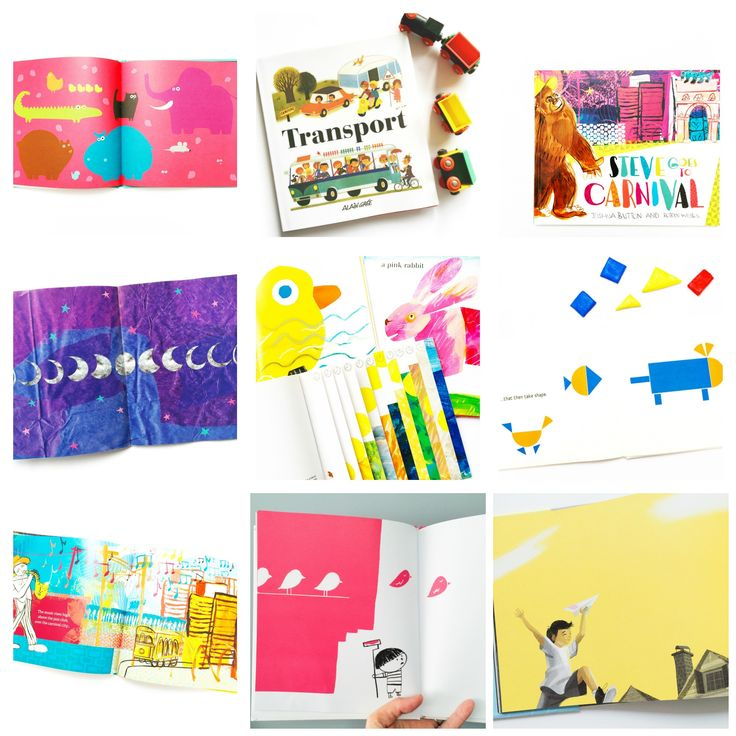 Picture Books We've Enjoyed This June