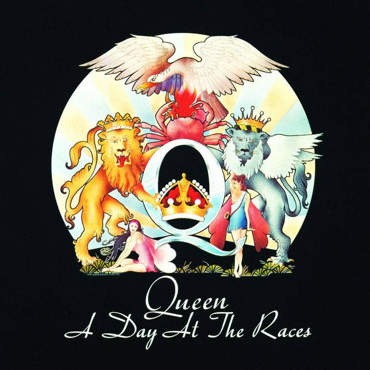 A Day At The Races (Deluxe Edition 2011 Remaster) by Queen