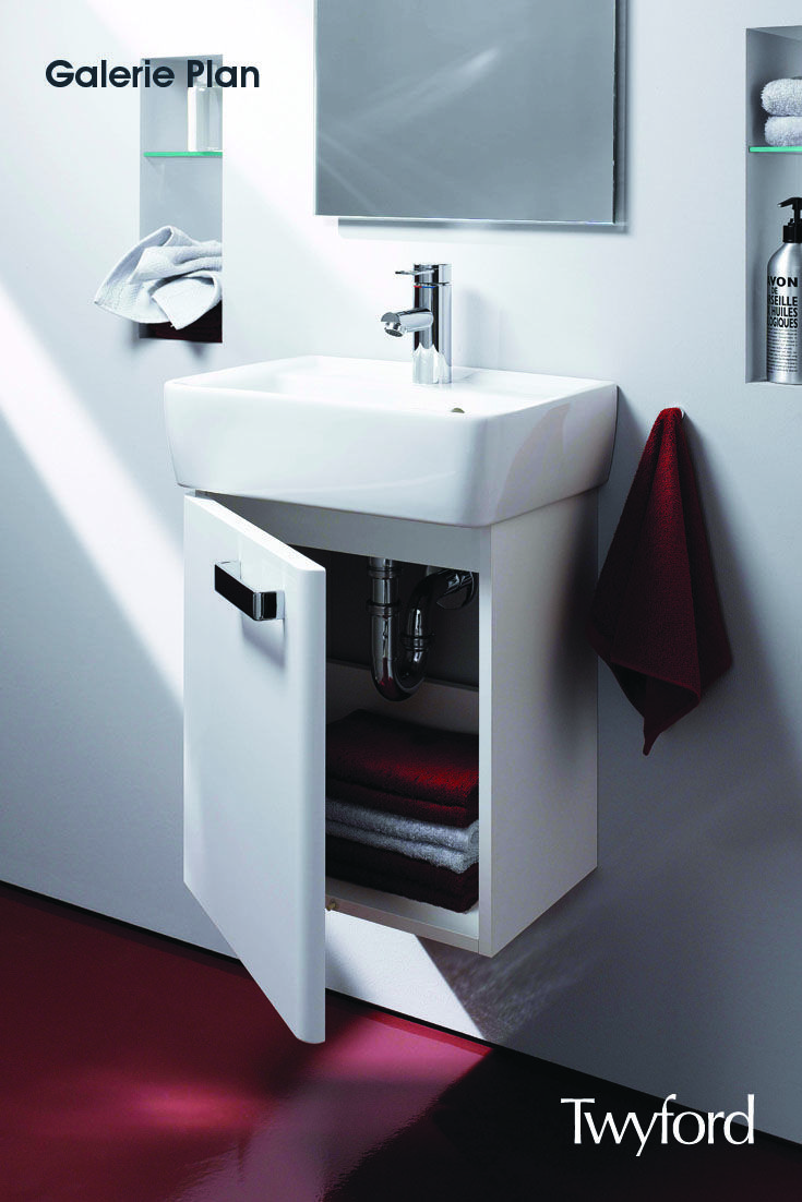 gloss gloss modular bathroom furniture collection vanity. 500mm Washbasin And Vanity Unit, White Gloss. Find Out More About It Here: Gloss Modular Bathroom Furniture Collection