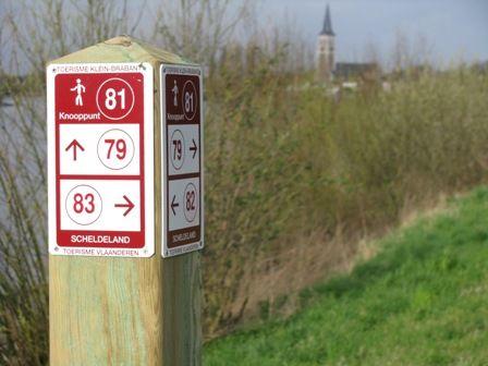Wandelroutes Vlaanderen - Wandelroutes Belgie
