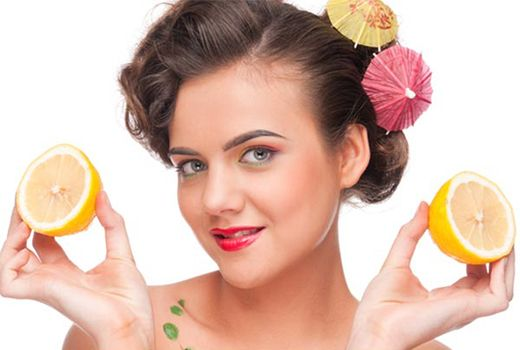 6 Τρόποι Να Χρησιμοποιήσεις Το Λεμόνι Στην Ομορφιά /  6 ways to use Lemon In Beauty